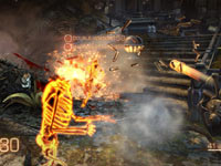 2-4 multiplayer support in Bulletstorm