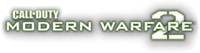 'Modern Warfare 2' game logo