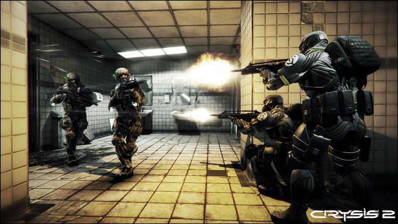 Crysis 2 Games Reviews
