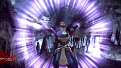 New character Anders in ao in Dragon Age: Origins - Awakening
