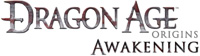 Dragon Age: Origins - Awakening game logo