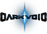 'Dark Void' game logo