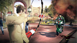 Player-created explosive arrows available in Dead Rising 2