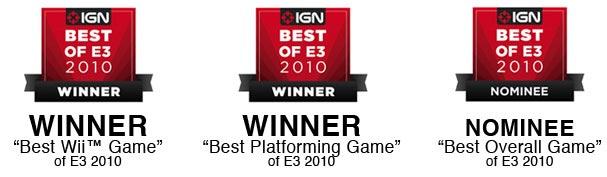 Best of E3 Award Winner
