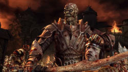 Frightening enemies and bosses in 'Dragon Age: Origins'