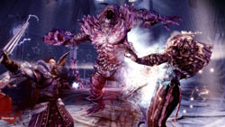 Party-based combat in 'Dragon Age: Origins'