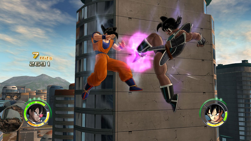 Dragon Ball Raging Blast 2 Pictures. Dragon Ball: Raging Blast