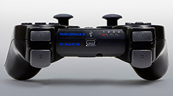 Dualshock 3 wireless controller back