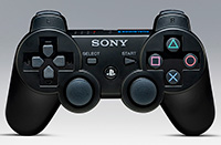 Dualshock 3 wireless controller front