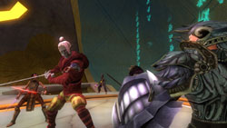 Questing in EverQuest II: Sentinel's Fate Expansion Pack