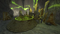 Dungeon addition from EverQuest II: Sentinel's Fate Expansion Pack