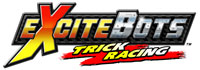'ExciteBots: Trick Racing' game logo