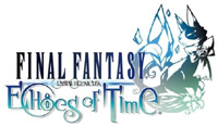 'Final Fantasy Crystal Chronicles: Echoes of Time' game logo