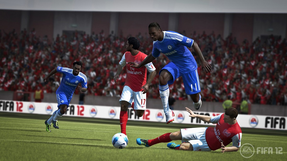 Hit the pitch in one of the best reviewed Sports games of E3 2011.