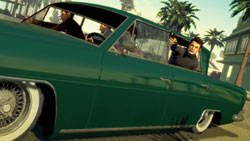 Open-world gameplay in 'The Godfather II'
