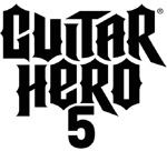 ''Guitar Hero 5'' game logo