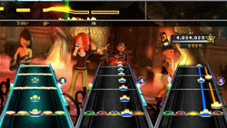 Classic Guitar Hero action 'Guitar Hero 5'