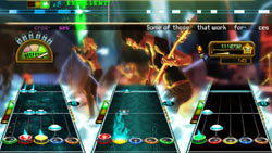 A 48-song setlist in 'Guitar Hero: Smash Hits'