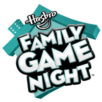 'Hasbro Family Game Night' game logo
