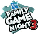 Hasbro Family Game Night 3 game logo