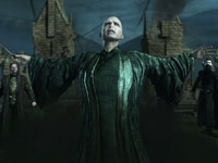 Lord Voldemort in Harry Potter and the Deathly Hallows - Part 2