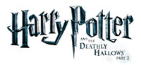 Harry Potter and the Deathly Hallows - Part 2 game logo