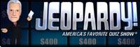 Jeopardy! game logo