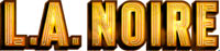 L.A. Noire game logo