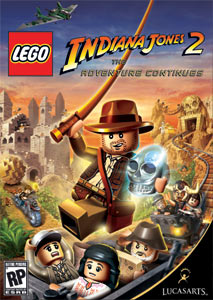 LEGO   Indiana Jones 2: The Adventure Continues hero art