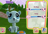 Monitor pet mood and energy in 'Littlest Pet Shop'