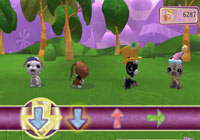 Wide selection of pets in  'Littlest Pet Shop'