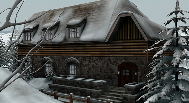 Icicle Creek Lodge is a cozy place, if you overlook the suspicious accidents...