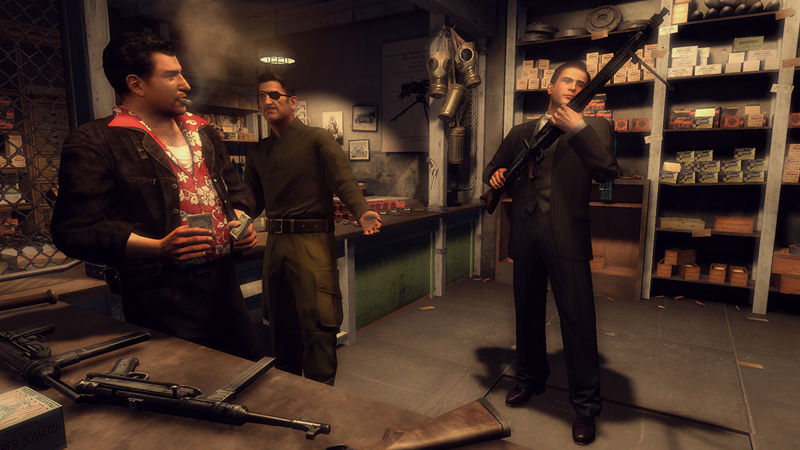 Image - Mafia II Wallpaper 01.jpg | Mafia Wiki | FANDOM powered by ...