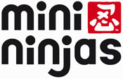''Mini Ninjas'' game logo