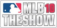 MLB 10: The Show game logo
