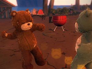 Online Game, Online Games, Video Game, Video Games, Xbox 360, PS3, Funny, PlayStation 3, Action, Humor, Bears, Naughty Bear