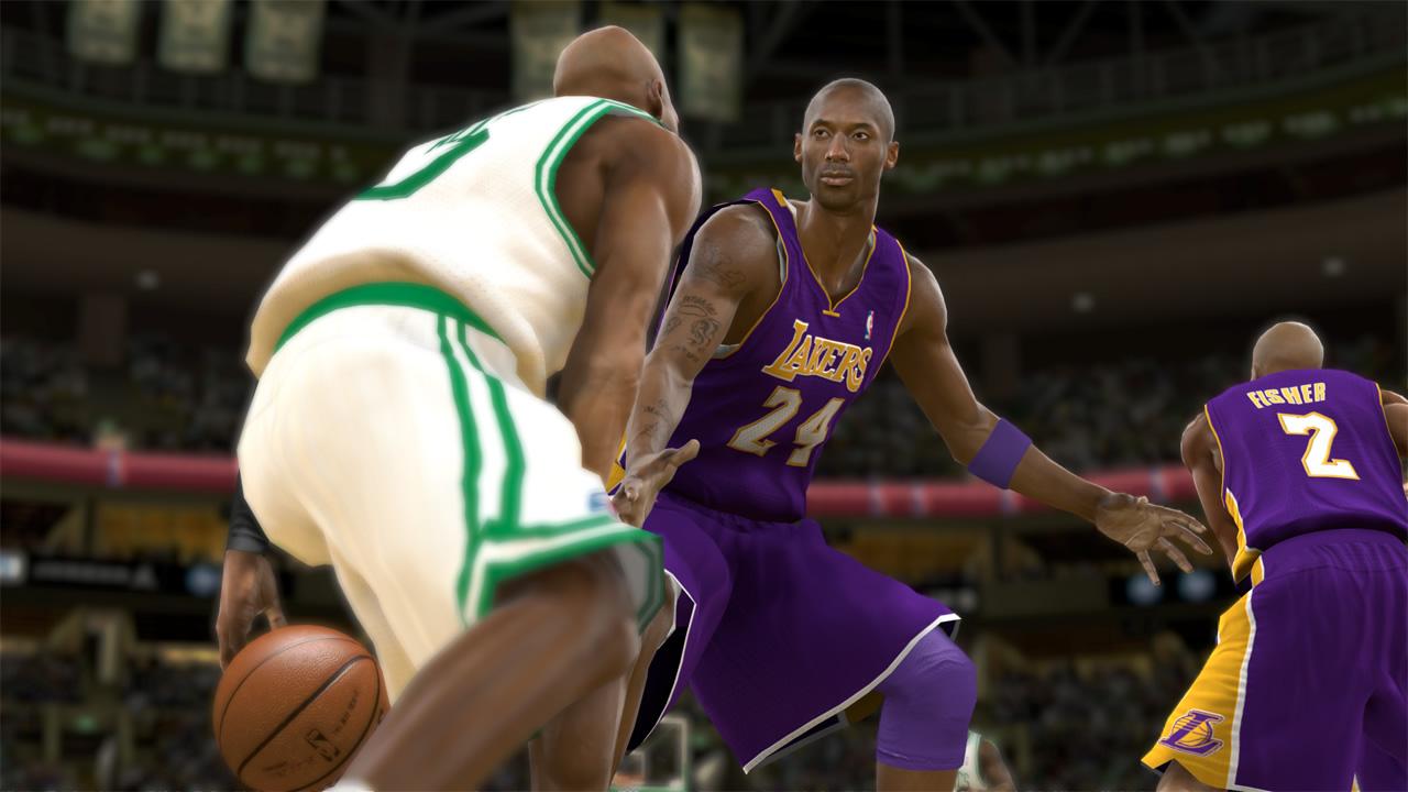 NBA 2K9 (2008) Xbox360