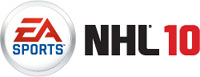 'NHL 10' game logo