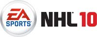 'NHL 10' game logo