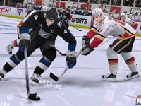 Challenging AI in 'NHL 2K10'