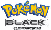 Pokémon Black game logo