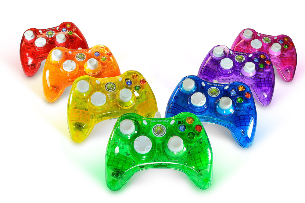 Xbox 360 Afterglow Controller Driver