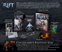 Rift Collector's Edition box contents