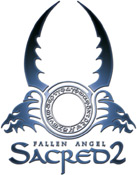 'Sacred 2: Fallen Angel' game logo