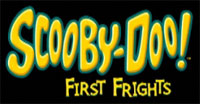 'Scooby-Doo! First Frights' for Wii game logo