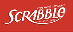 'SCRABBLE' game logo