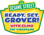 Sesame Street: Ready, Set, Grover! game logo