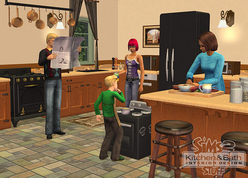 Image Result For The Sims  Kitchen And Bath Interior Design Keygen