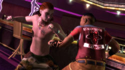 Throwing down in the club in 'Saints Row 2'