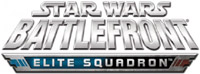 Star Wars Battlefront: Elite Squadron game logo